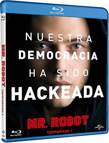 Mr. Robot - Temporada 1 [Blu-ray]