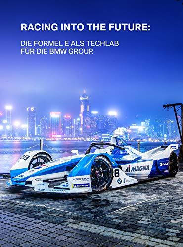 Racing into the Future: die Formel E als Techlab für die BMW Group