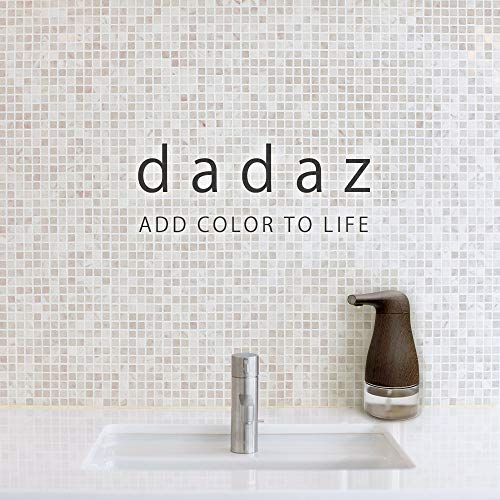 dadaz泡タイプソープディスペンサー木目調タッチレス自動250ml