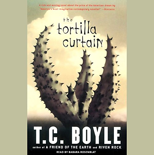 The Tortilla Curtain cover art