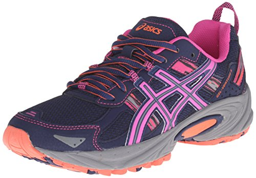 ASICS Women's Gel-Venture 5-W, Indigo Blue/Pink...
