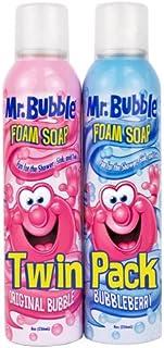 Mr. Bubble Foam Soap 2Pack