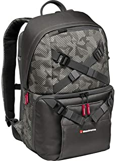 Manfrotto Noreg Backpack 30 for CSC, DSLR/Mirrorless & Action Cameras, DJI Mavic Pro/Pro Platinum Drones, Gray