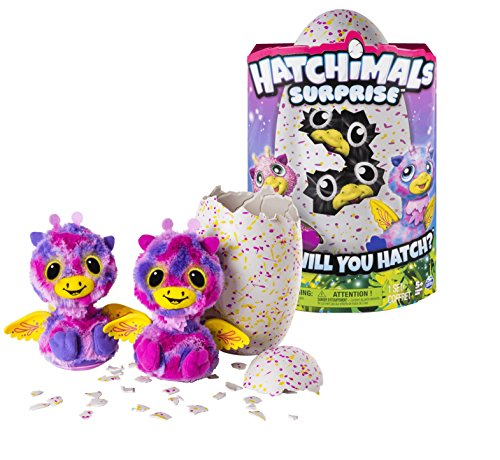 Spin Master 6037097 - Hatchimals Surprise - Giravens