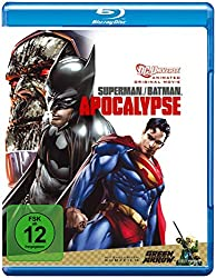 Superman vs Batman DVD
