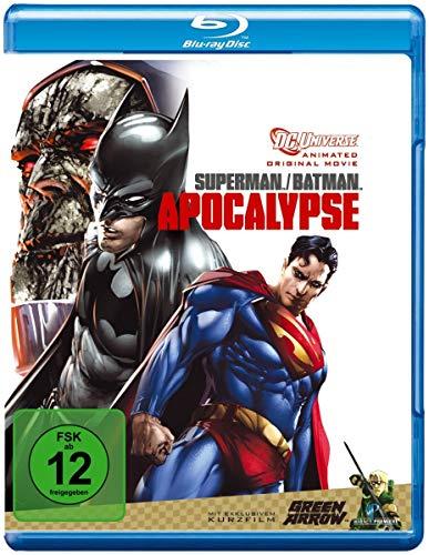 Superman/Batman - Apocalypse [Blu-ray]