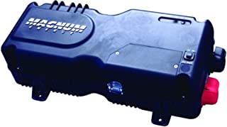 Magnum Energy MM1512AE MM-Series 1500W 12VDC Modified Sine Inverter Charger, Power Factor Corrected (PFC) Charger, Transfer relay capability, Internal cooling, On/Off with status indicator