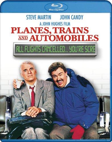Planes Trains & Automobiles [Reino Unido] [Blu-ray]
