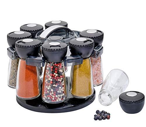 Küchenprofi 2620001008 Gewürzständer, Kunststoff
