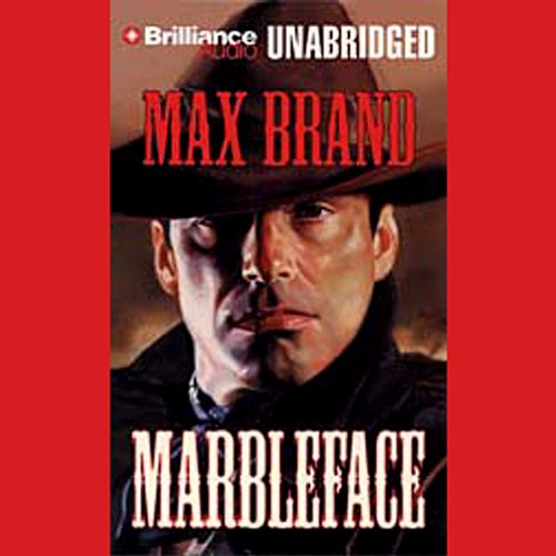 Marbleface audiobook cover art
