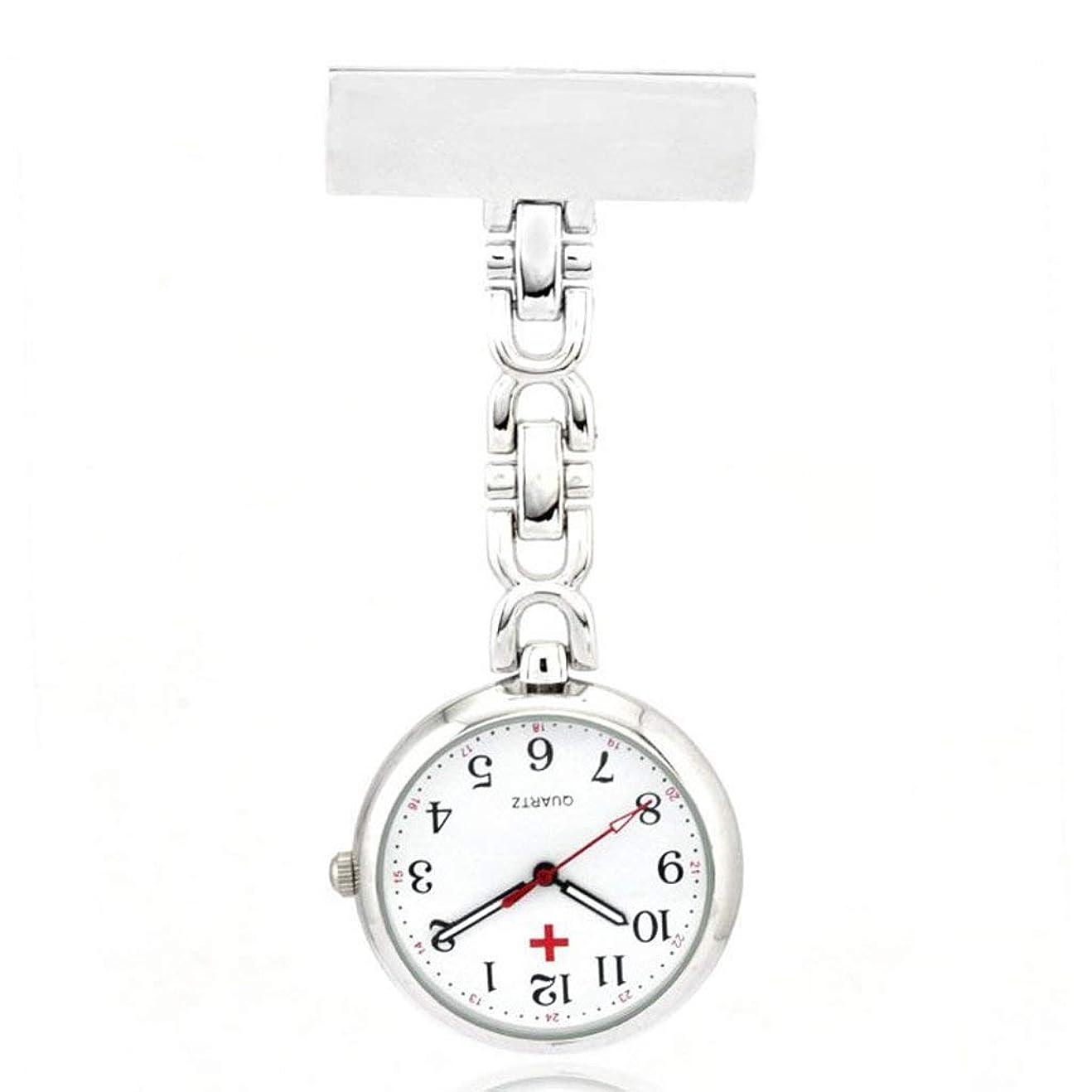 ベギン飾り羽シーケンスTyou 懐中時計 クォーツ 腕時計 ウォッチ 逆さ時計 アナログ表示 逆さ文字盤 看護師さん 医師 男女兼用