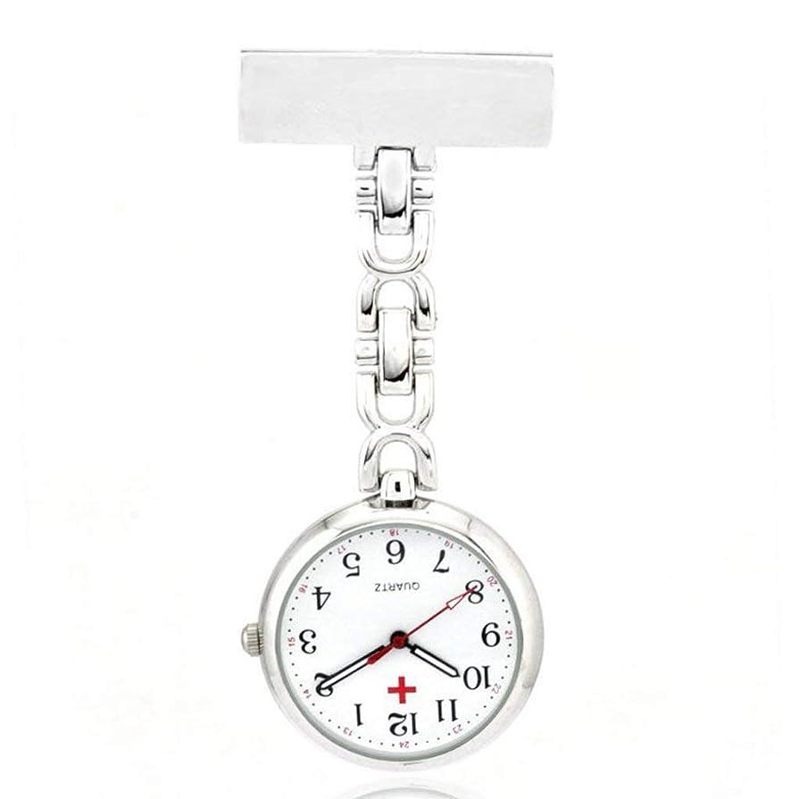 レトルト主に呪いTyou 懐中時計 クォーツ 腕時計 ウォッチ 逆さ時計 アナログ表示 逆さ文字盤 看護師さん 医師 男女兼用