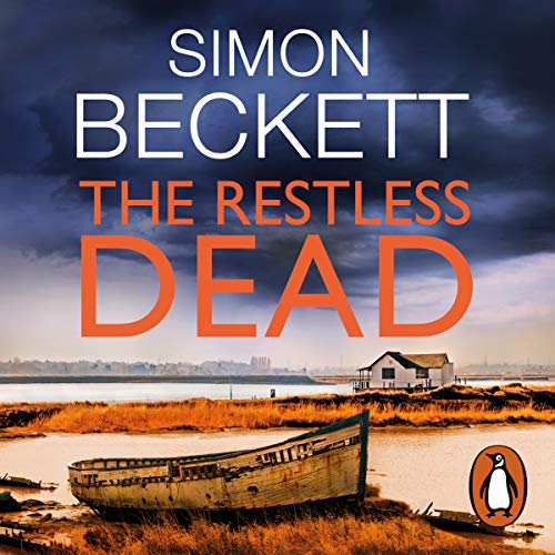The Restless Dead audiobook cover art