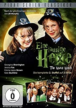 The Worst Witch  Series 2  - 2-DVD Set   The Worst Witch - Series Two  13 Episodes    [ NON-USA FORMAT PAL Reg.0 Import - Germany ]
