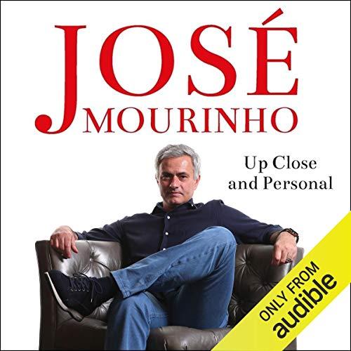 José Mourinho audiobook cover art