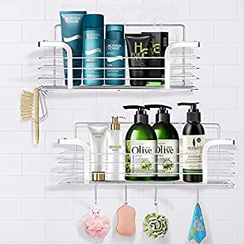 Best stainless steel shower caddy Reviews