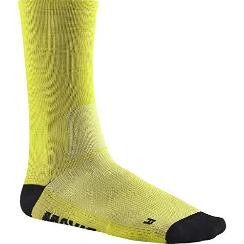 Mavic Unisex 889645863580 Socken, Multicolor, L, Amarillo, L