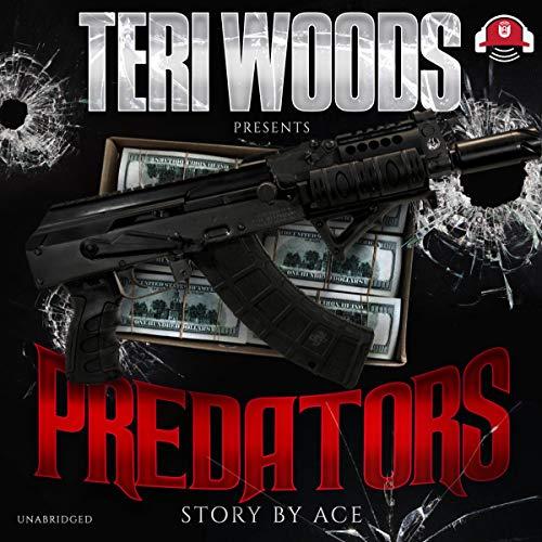 Predators audiobook cover art