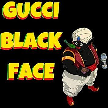 Wearing My Gucci Blackface