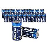 Varta 4914 LONGLIFE Power Alkaline Batterie (LR14 / Baby/C, 20er-Packung, lose in Folie)