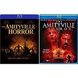 The Amityville Horror 1979 / The Amityville Horror 2005 Blu Ray Starring: James Brolin, Margot Kidder, Ryan Reynolds, Melissa George (Director Andrew Douglas, Stuart Rosenberg)