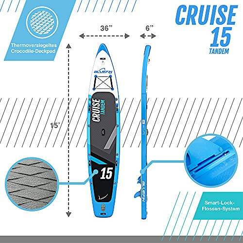 Bluefin Cruise Tandem - 2