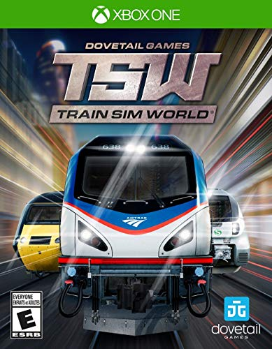 TRAIN SIM WORLD - TRAIN SIM WORLD (1 Games)
