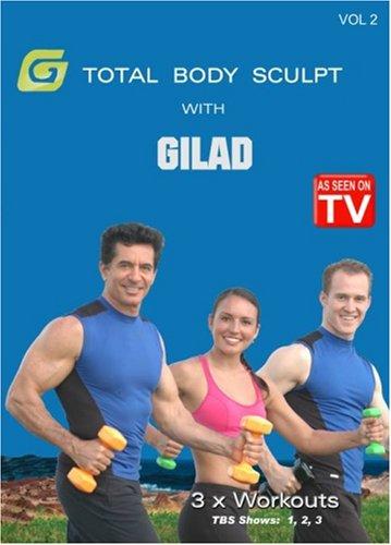 Save money Gilad: Total Super popular specialty store Body Sculpt Vol. Workout 2