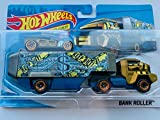 Hot Wheels BankRoller Detachable Coin Holder Truck Set with 1:64 Scale car