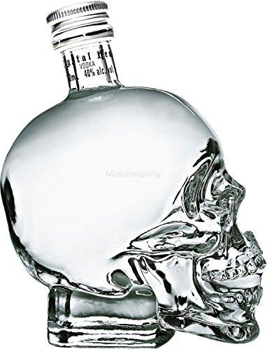 Crystal Head Vodka Mini 50ml (40% Vol) - Totenkopf Design