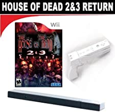 House of the Dead 2 & 3 Return + Wii Gun