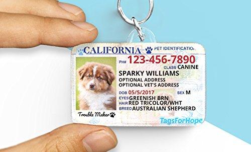 TagsForHope Dog Tag