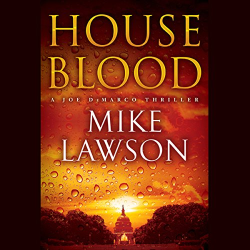 House Blood audiobook cover art