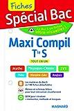 Spécial Bac Maxi Compil de Fiches Tle S (2017)