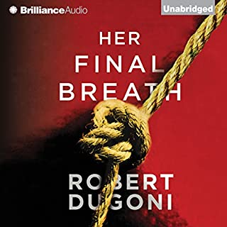 Her Final Breath audiobook cover art