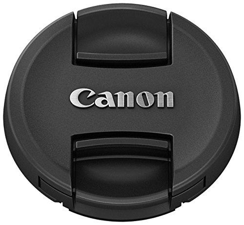 Canon E-55 - Objektivdeckel (Schwarz, Digitalkamera, Canon EOS-M, 5,5 cm)