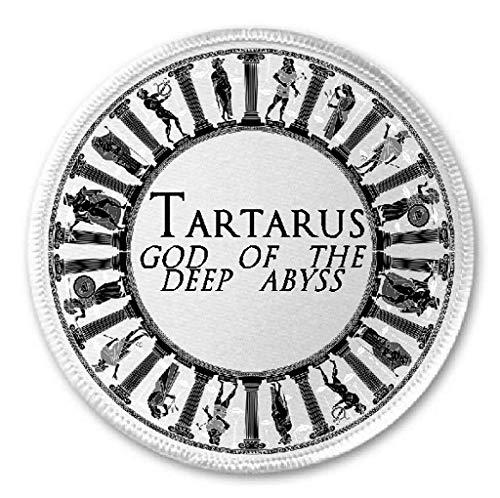 Tartarus God of the Deep Abyss - 3' Sew/Iron On Patch Mythology Greek