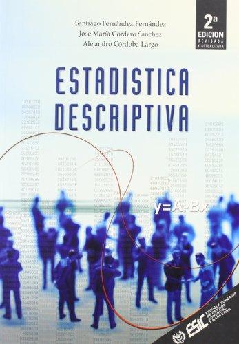 Estadística Descriptiva (Libros profesionales)