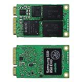 Mini SATA SATA III Hard Drive 850 EVO mSATA 3D V-NAND 250GB SSD (Bulk, No Retail Packaging)