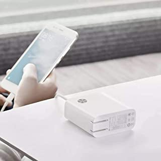 WXXS Original Xiaomi 2 in1 5000mAh Power Bank with Dual USB Fast Wall Charger 5V 3A 5V 2.4A PowerBank for iPhone Samsung P...