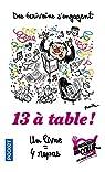 13 à table ! 2019 par Giacometti