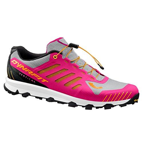 Dynafit Women's WS Feline Vertical Trail Running Shoes, Pink Fuchsia 6122, 6.5
