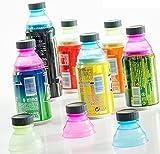 Radami Dosenverschluss Getränkedosendeckel, Verschluß für Getränkedosen Schraubverschluss 10Stck