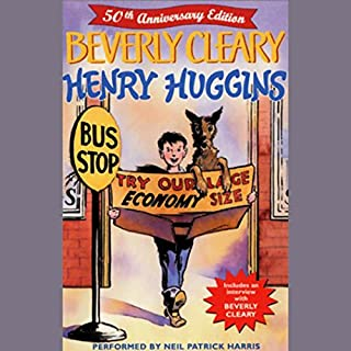 Henry Huggins cover art