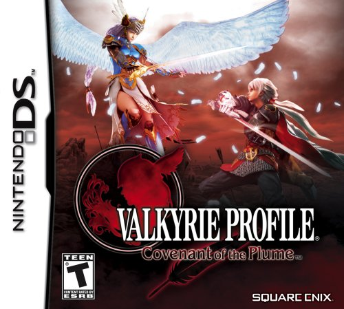 Valkyrie Profile: Covenant of the Plume - Nintendo DS