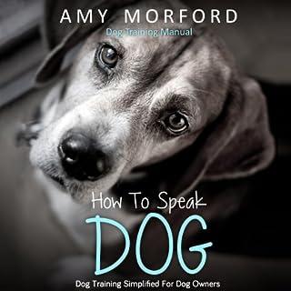 How to Speak Dog audiobook cover art