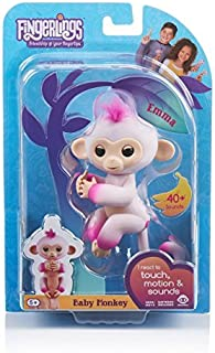 Fingerlings Emma Baby Monkey [並行輸入品]