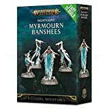 Games Workshop Warhammer Age of of Sigmar Easy to Build Myrmourn Banshees