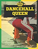 Dancehall Queen: Dot Dancehall Queen Notebook, 8.5 x 11, 120 Dotted Pages with Flexible Soft Cover. Lovely Notepad to Write in, School, College, Gifts ... dancer, adults, students, creative people.