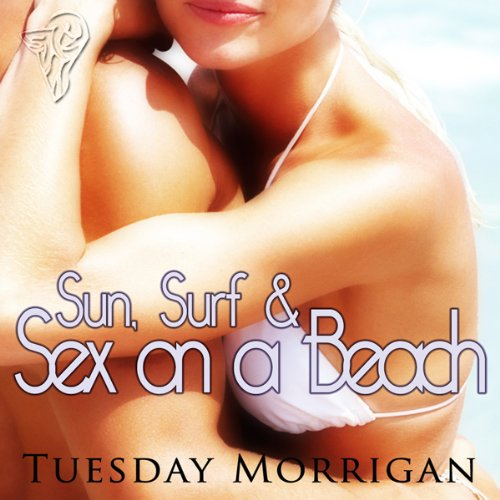 Sun, Surf and Sex on a Beach audiobook cover art